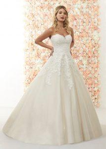 Alessandra Romantica of devon wedding dress