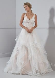 Romantica Solange Wedding Dress