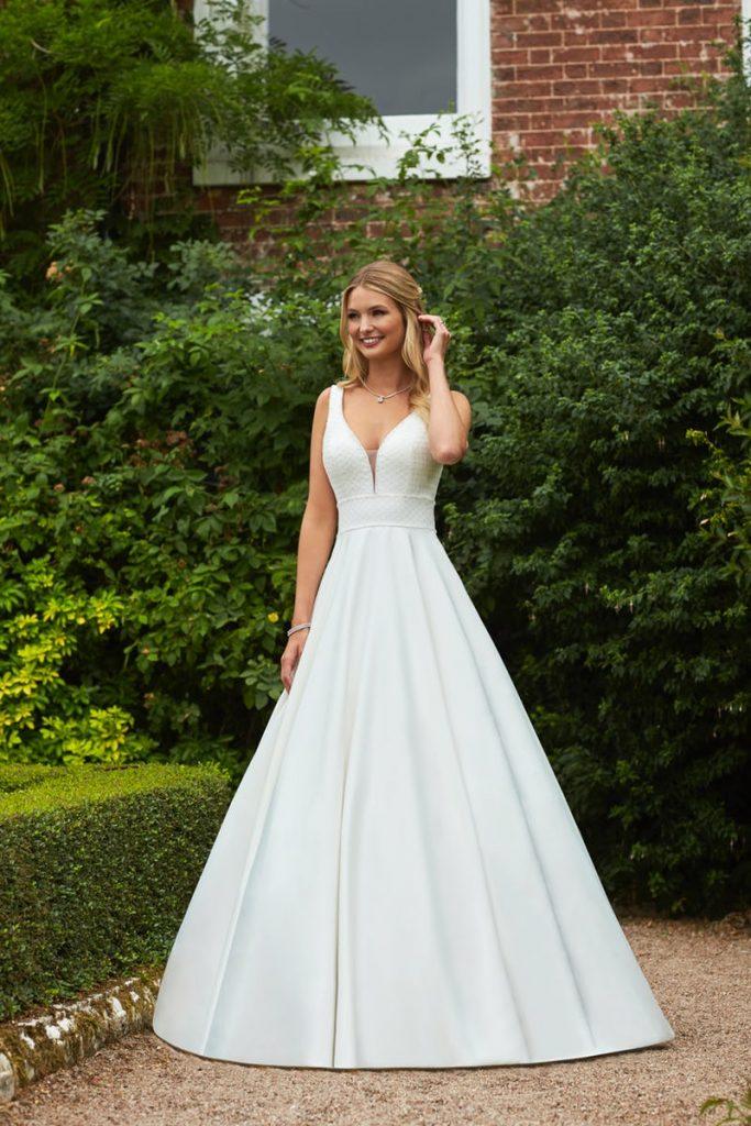 Romantica Britany Wedding Dress