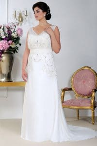 Sonsie by Veromia SON91555 Wedding Dress