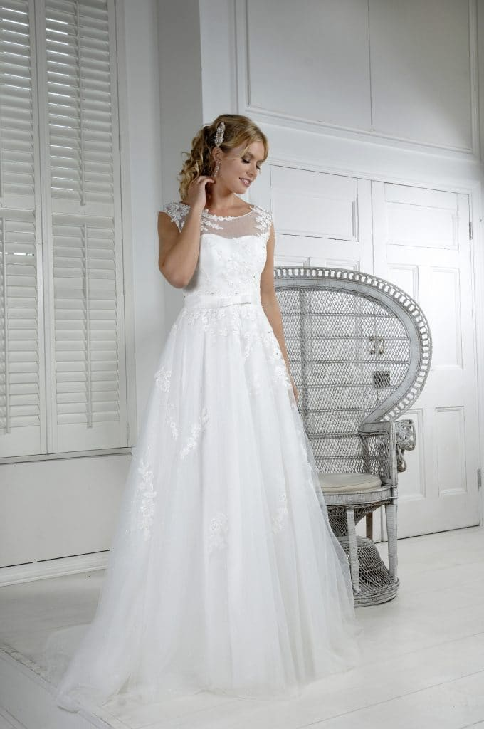 Veromia DS31576 Wedding Dress