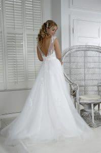 Sonsie DS31576 Wedding Dress