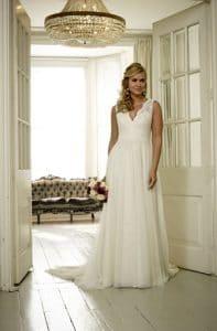 Veromia MW1293 Wedding Dress