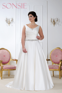 Sonsie by Veromia SON91507 Wedding Dress
