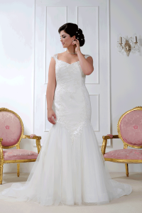 Sonsie by Veromia SON91562 Discounted Wedding Dress