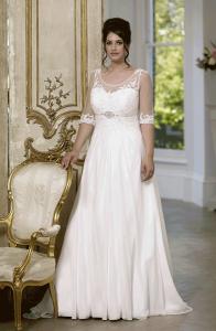 Sonsie by Veromia SON91608 Wedding Dress
