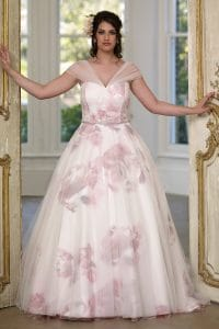 Sonsie by Veromia SON91612 Wedding Dress