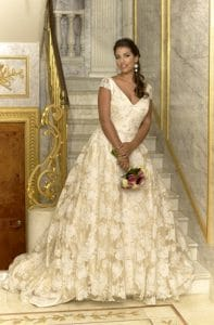 Sonsie by Veromia SON91703 Wedding Dress