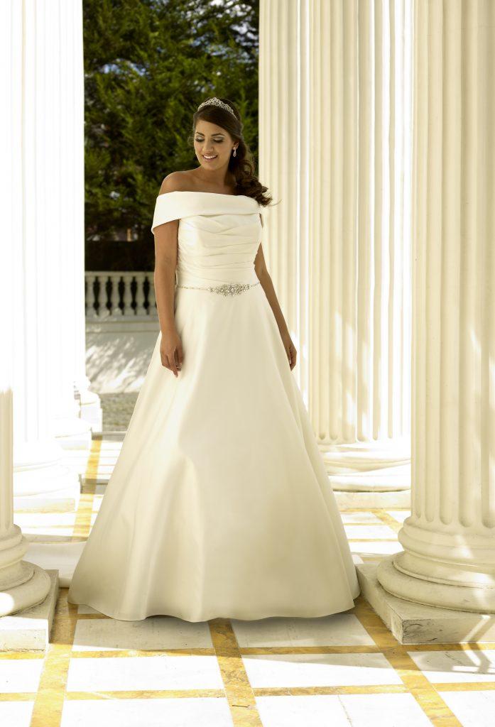 Sonsie by Veromia SON91713 Wedding Dress