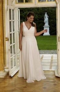 Sonsie by Veromia SON91759 Wedding Dress