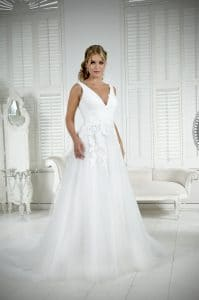 Veromia VRK61801 Wedding Dress