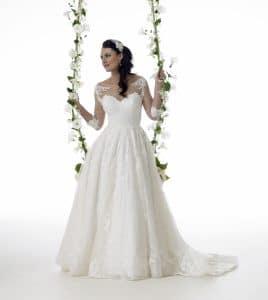 Veromia VRR61669Wedding Dress
