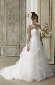 Veromia 61610 Wedding Dress