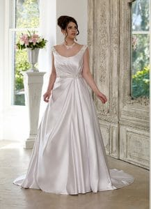 Sonsie by Veromia 91614 Discounted Wedding Dress