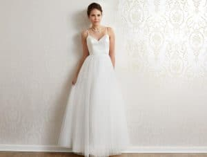 Lilly Wedding Mix & Match Wedding Dress 08-3747-CR The Bridal Affair Featuring Curvy Bridal