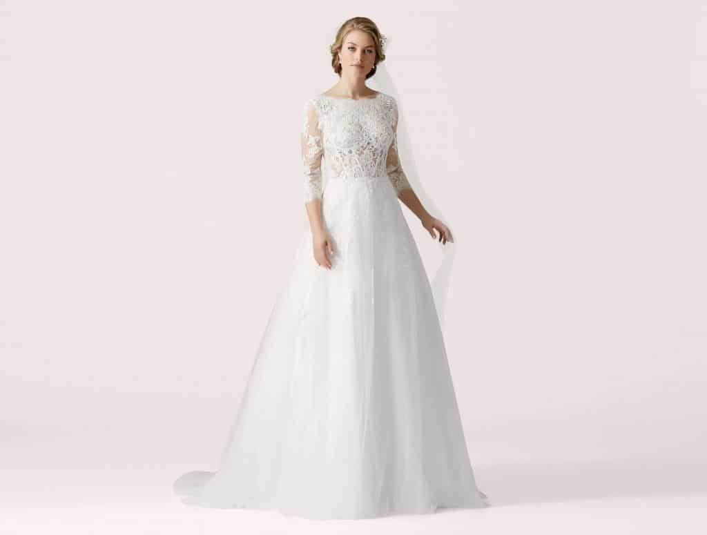 Lilly Wedding Mix & Match Wedding Dress 08-3940