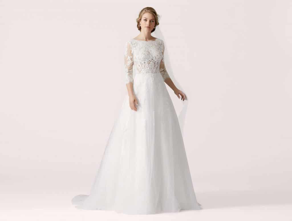 Lilly Wedding Mix & Match Wedding Dress 08-3940