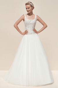 Mark Lesley 7081 Discounted Wedding Dress