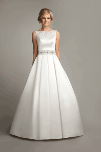 Mark Lesley 7137 Discounted Wedding Dress