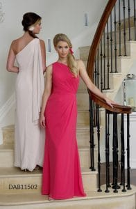D'Zage DAB11502 Bridesmaids Dress