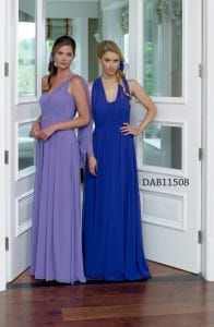 D'Zage DAB11508 Bridesmaids Dress