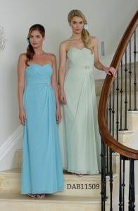 D'Zage DAB11509 Bridesmaids Dress