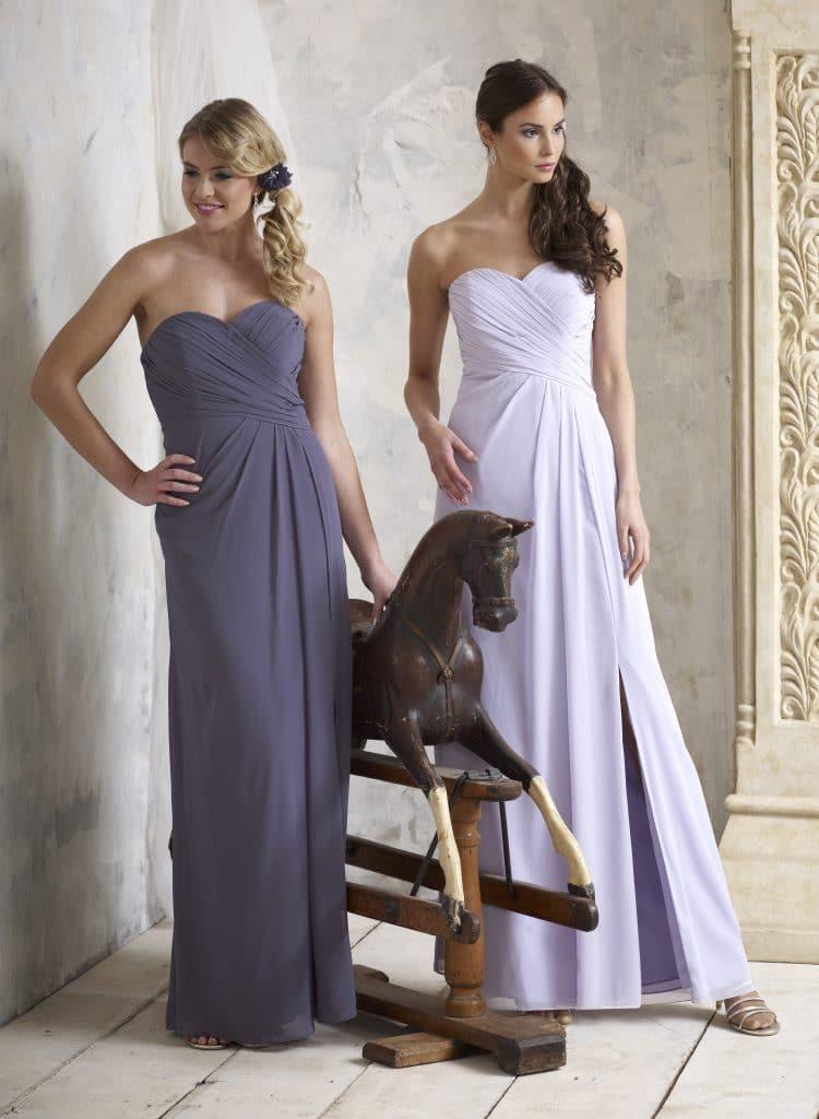 D'Zage DAB11601 Bridesmaids Dress