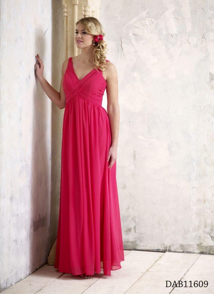 D'Zage DAB11609 Bridesmaids Dress