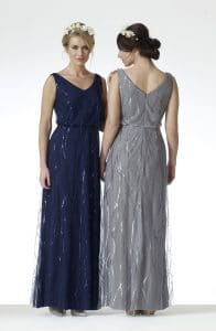 D'Zage DAB11707 Bridesmaids Dress