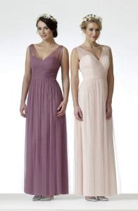 D'Zage DAB11709 Bridesmaids Dress