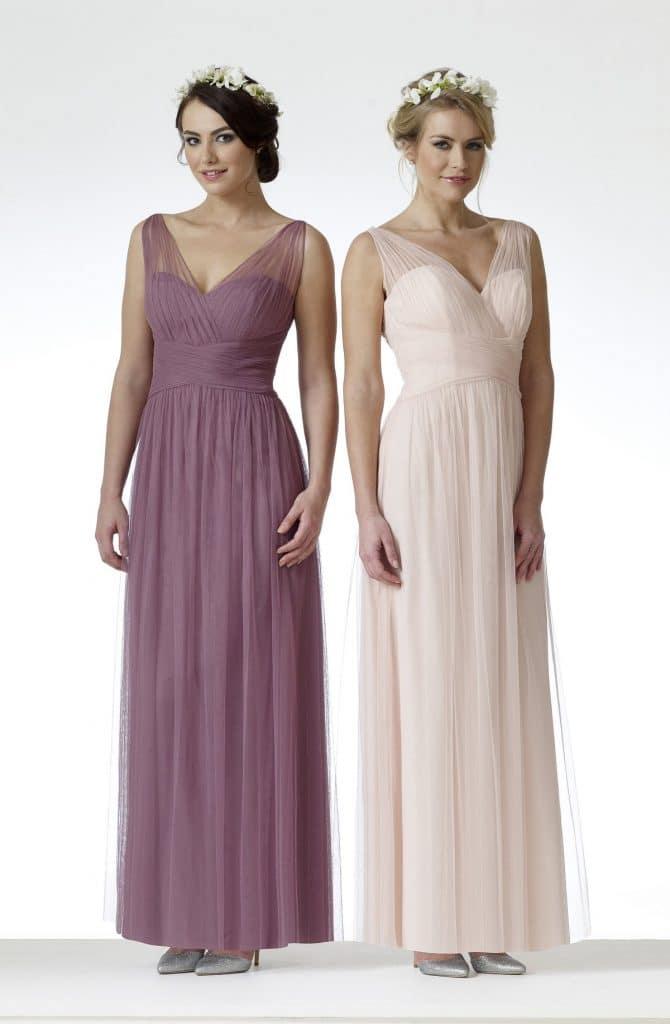 D'Zage DAB11709 Bridesmaids Dress
