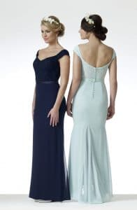 D'Zage DAB11710 Bridesmaids Dress