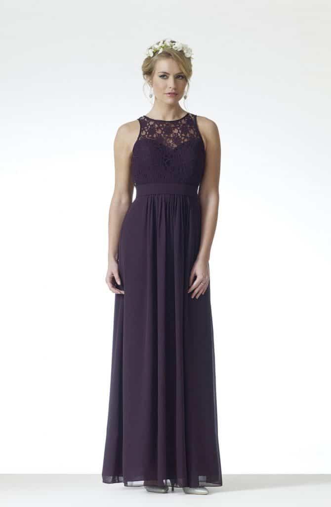 D'Zage DAB11711 Bridesmaids Dress