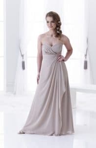 D'Zage DAB11801 Bridesmaids Dress