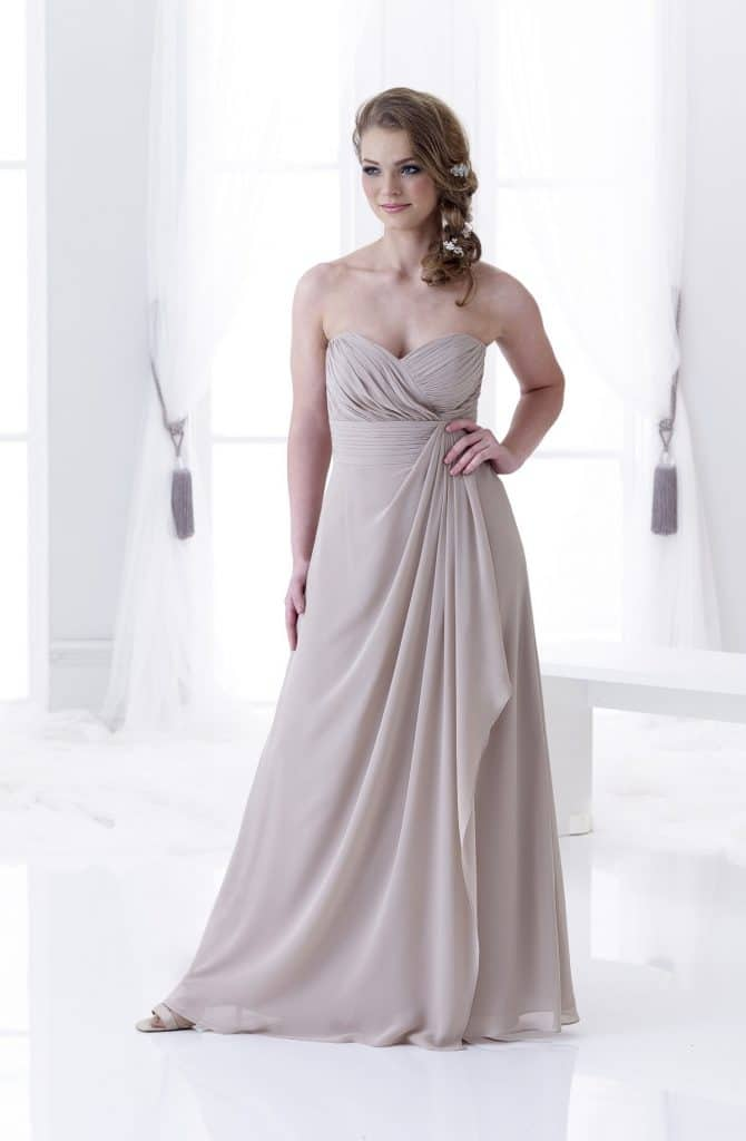D'Zage DAB11801 Bridesmaids Dress