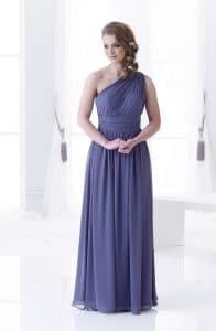D'Zage DAB11803 Bridesmaids Dress