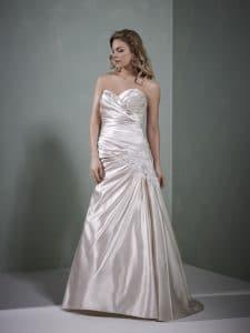 Romantica of Devon Faith Discounted Wedding Dress