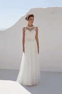 Mark Lesley Discounted Wedding Dress