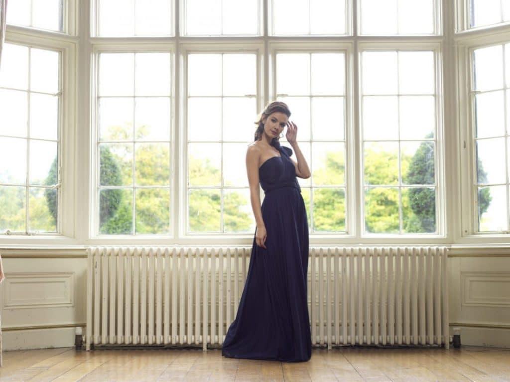 multiway dress, Onlyway Bridesmaid, The Bridal Affair featuring Curvy Bridal
