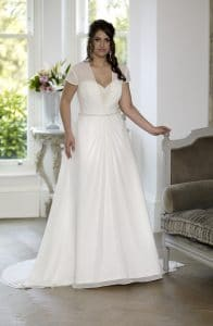Sonsie by Veromia 91611 Discounted Wedding Dress