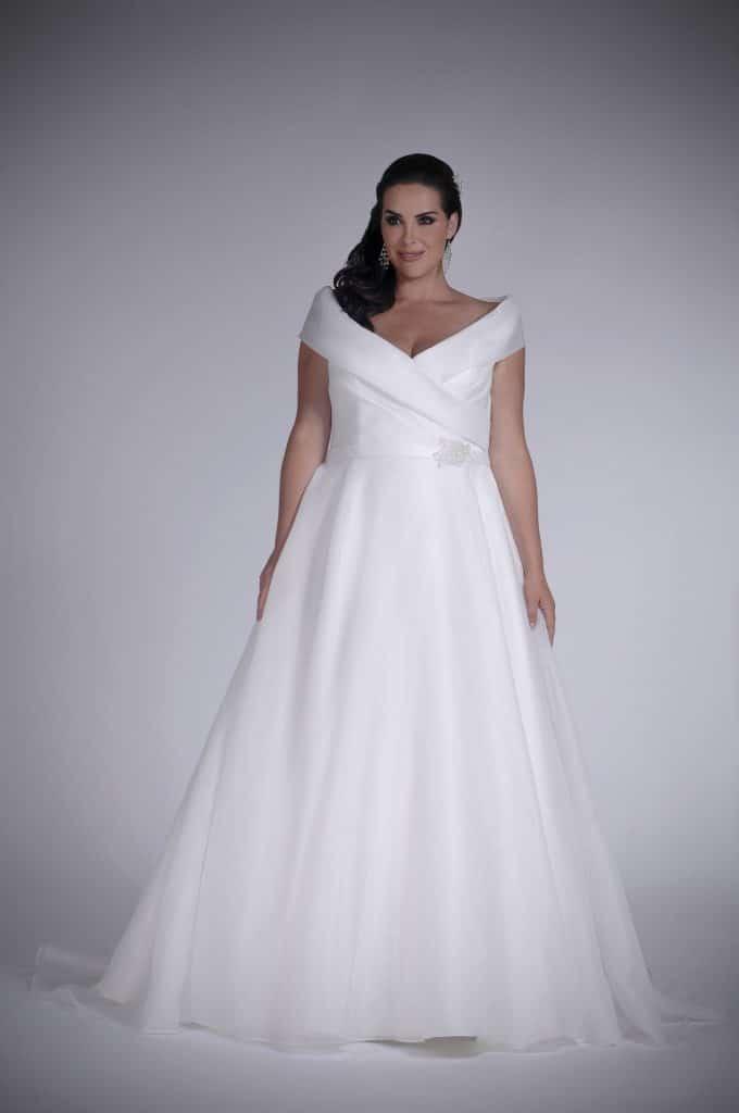 Sonsie by Veromia SON91860 Wedding Dress