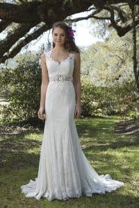Sweetheart 6168 Discounted Wedding Dress
