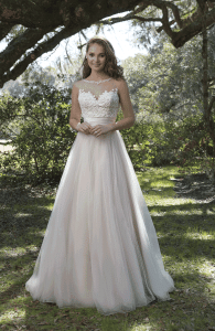 Sweetheart 6169 Discounted Wedding Dress