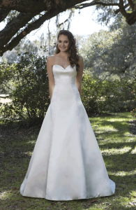 Sweetheart 6170 Discounted Wedding Dress