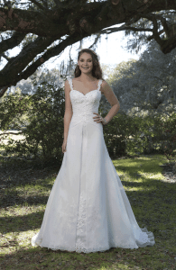 Sweetheart 6174 Discounted Wedding Dress