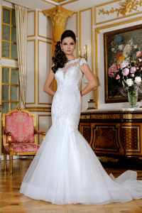Veromia 61579 Discounted Wedding Dress