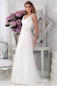 Mark Lesley 7232 Discounted Wedding Dress