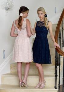 D'Zage DAB11505 Bridesmaids Dress