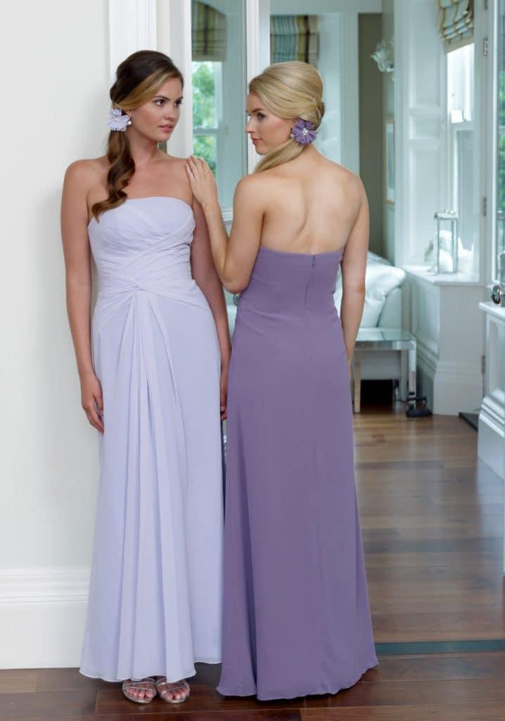 D'Zage DAB11507 Bridesmaids Dress