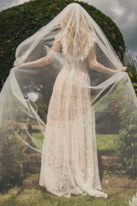 Joyce Jackson Winterberry Veil